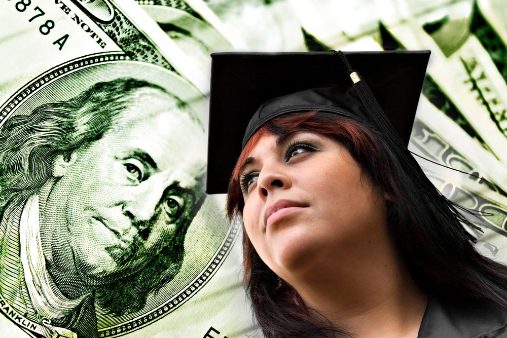 maximize changes to buy home with student debt