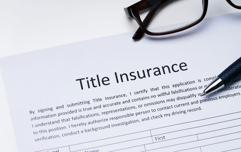 Lender's vs. Owner's Title Insurance